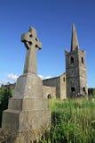 Keltisches Kreuz Lizenzfreies Stockfoto