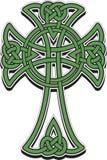 Keltisches Kreuz stock abbildung