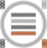 Keltisches Muster stock abbildung