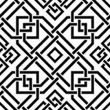 Keltisches nahtloses Muster Lizenzfreie Stockbilder