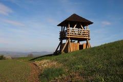 Keltisches oppidum Lizenzfreies Stockfoto