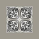 Keltisches traditionelles Mosaik Stockbild