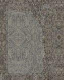 Keltisk lättnad med evangelisten som mejslas i granit Arkivbild