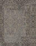 Keltisk lättnad med evangelisten som mejslas i granit Royaltyfri Bild