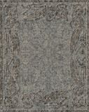 Keltisk lättnad som mejslas i granit Royaltyfri Fotografi