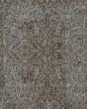 Keltisk lättnad som mejslas i granit Arkivbild