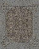 Keltisk lättnad som mejslas i granit Royaltyfria Foton