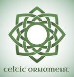 Keltisk prydnad med lutningar vektor illustrationer