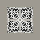 Keltisk traditionell mosaik Fotografering för Bildbyråer
