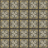 Keltisk traditionell mosaikväggdekor Royaltyfri Foto