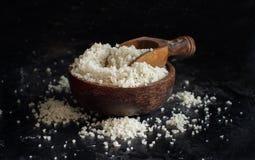 Keltiska Grey Sea Salt från Frankrike royaltyfri fotografi