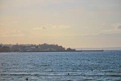 Keltiskt hav Royaltyfri Fotografi