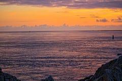 Keltiskt hav Fotografering för Bildbyråer