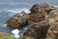 Keltiskt hav Royaltyfri Bild