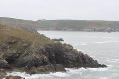 Keltiskt hav Arkivbild