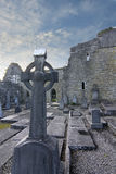 Keltiskt kors Royaltyfria Foton
