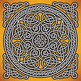 Keltiskt kors Arkivbild