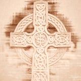 Keltiskt kors HANS konst arkivfoto