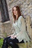 Keltiskt rött Royaltyfria Foton