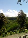 Kelud Mountain Nglegok Blitar. Bukit teletubis kelud stock photography