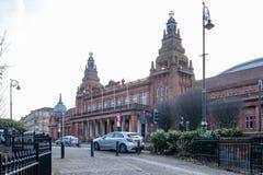 Kelvin Hall in Glasgow lizenzfreie stockfotos