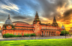 The Kelvin Hall, a mixed-use arts and sports venue in Glasgow Stock Photography