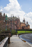 Kelvingrove art galleries Stock Photo