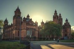 Kelvingrove Art Gallery et musée, Glasgow, R-U photo stock