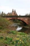 Kelvingrove Art gallery and museum, Glasgow stock photos