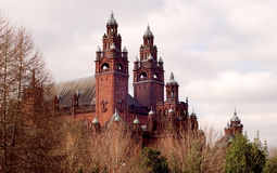 Kelvingrove Art Gallery and Museum. In Glasgow, Scotland Royalty Free Stock Photography