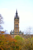 The Kelvingrove art gallery and museum, Glasgow, Scotland Stock Images