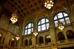 The Kelvingrove art gallery and museum, Glasgow, Scotland Stock Image