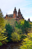 The Kelvingrove art gallery and museum, Glasgow, Scotland Stock Photography