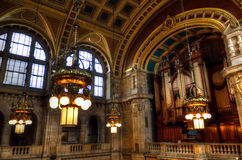 The Kelvingrove art gallery and museum, Glasgow, Scotland Royalty Free Stock Photos