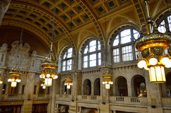 The Kelvingrove art gallery and museum, Glasgow, Scotland Royalty Free Stock Image