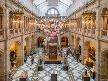Kelvingrove Kunst-Galerie und Museum Lizenzfreie Stockfotos