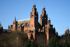 Kelvingrove Museum Glasgow Stock Photography