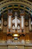 Kelvingrove museum. Kelvin grove museum grand hall's organ Royalty Free Stock Photo