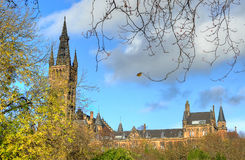 Kelvingrove Park - Glasgow, Scotland Royalty Free Stock Photography