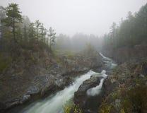 Kema flod 4 Arkivfoton