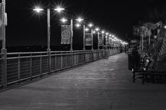 Kemah Boardwalk 2 fotografia stock