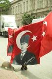 Kemal Atatürk royalty free stock photos