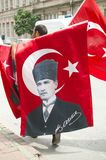 Kemal Atatürk Royalty Free Stock Photography