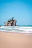 Kemasik beach terengganu view landscapes Stock Images