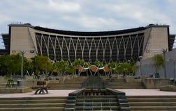 Kementerian Kewangan, Ministério das Finanças Foto de Stock Royalty Free