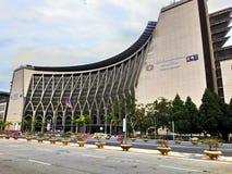 Kementerian Kewangan, Ministério das Finanças Fotografia de Stock Royalty Free