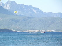 Kemer beach Stock Photography