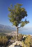 Kemer city, Antalya province, Turkey Royalty Free Stock Image