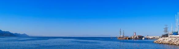Kemer marina Stock Images