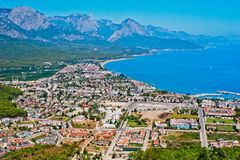Kemer view royalty free stock images